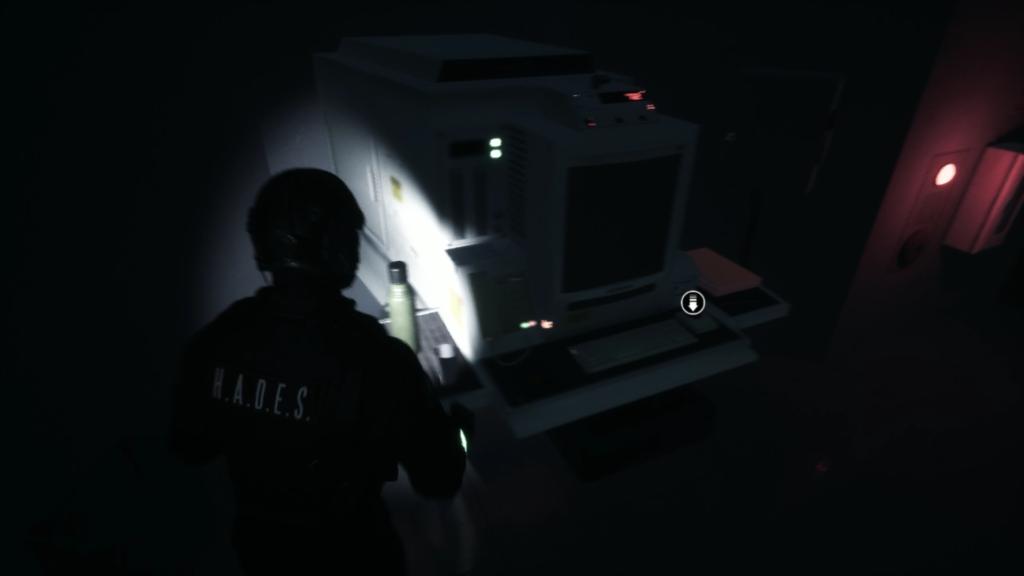 daymare 1998 soluce laboratoire enigme 2