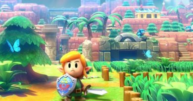 zelda link awakening soluce solution marais anemones guide
