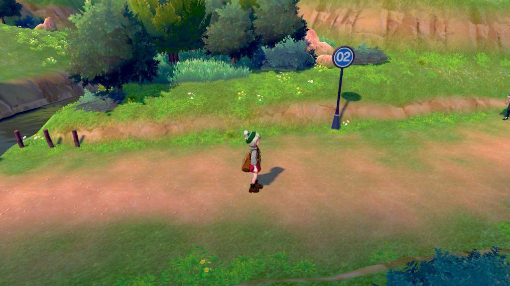 solution cheminement route 2 pokemon épée bouclier