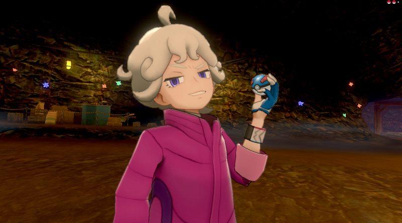 [Soluce] Pokemon Épée et Bouclier : La Mine de Galar [FR]