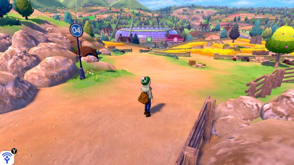 soluce, route 4 pokemon épée et bouclier, solution emplacement pokemon et liste objets