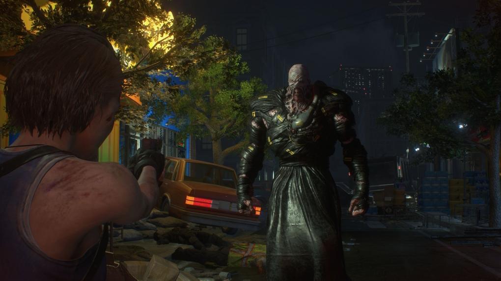 solution resident evil 3 remake, guide pour tuer tous les boss Nemesis