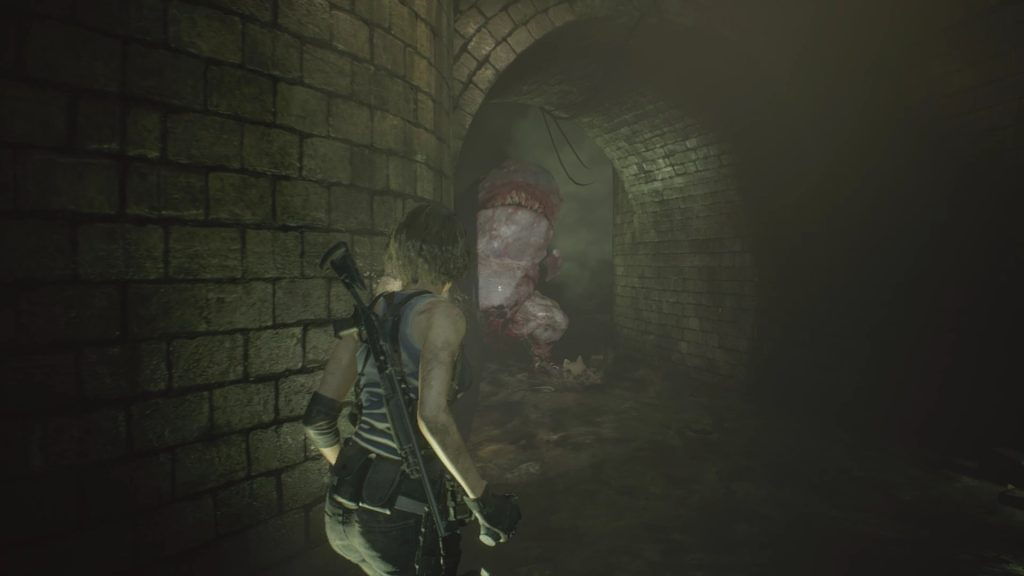 resident evil 3 remake solution soluce guide egout ps4 xbox one pc