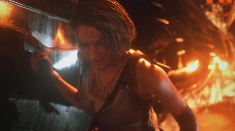 residnet evil 3 remake beffroi combat boss nemesis 2 2020 soluce solution