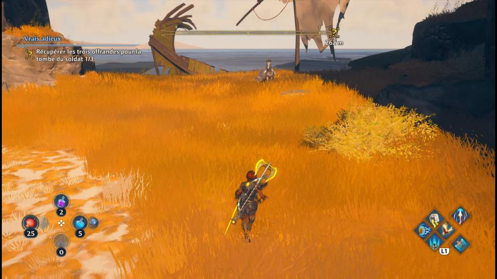 immortals fenyx rising comment avoir monture cheval cerf licorne