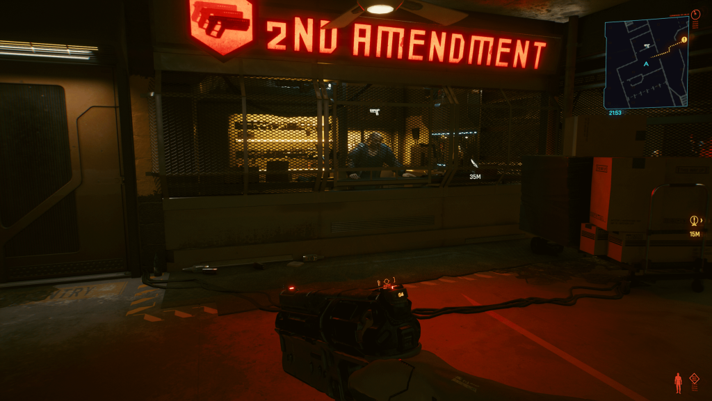 cyberpunk 2077 How to increase DPS weapon guide soluce
