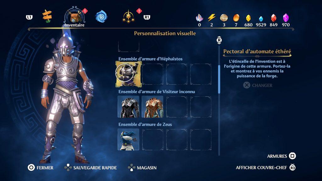 immortals fenyx rising soluce astuce emplacement des armures d'héphaïstos guide fr