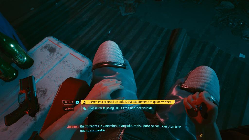 cyberpunk 2077 soluce guide hidden all ending secret