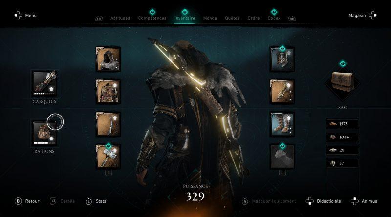 soluce assassin's creed valhalla guide emplacement arc de nodens équipement fr pc ps4 ps5 xbox