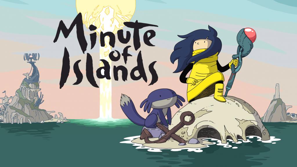 sortie jeu vidéo mars 2021 console pc ps4 ps5 xbox one série switch stadia plateforme éditeur genre minute of islands date de sortie, synopsis