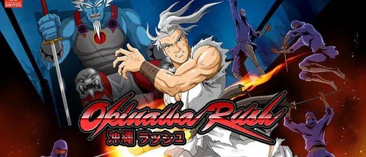 sortie jeu vidéo mars 2021 console pc ps4 ps5 xbox one série switch stadia plateforme éditeur genre okinawa rush date de sortie, synopsis