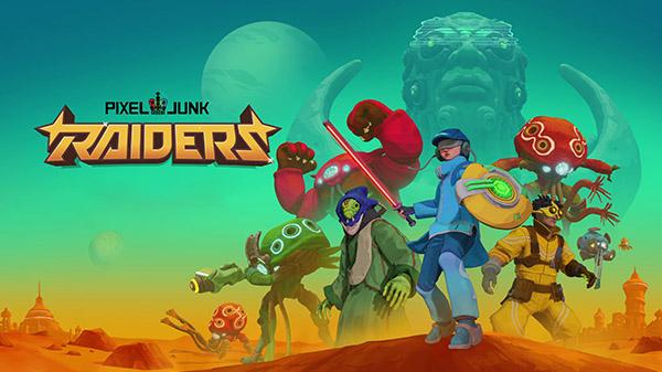 sortie jeu vidéo mars 2021 console pc ps4 ps5 xbox one série switch stadia plateforme éditeur genre pixeljunk raiders date de sortie, synopsis