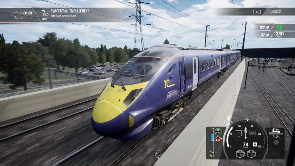 train sim world 2 Southeastern High Speed dlc 2021 test pc xbox ps4