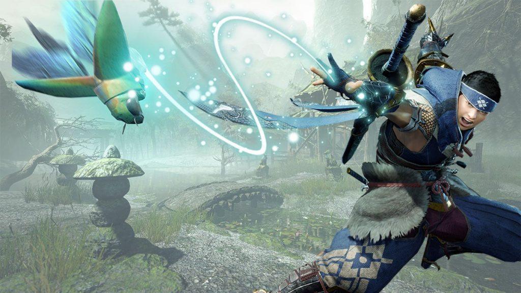 monster hunter mh rise 2021 switch soluce meilleur arme fr