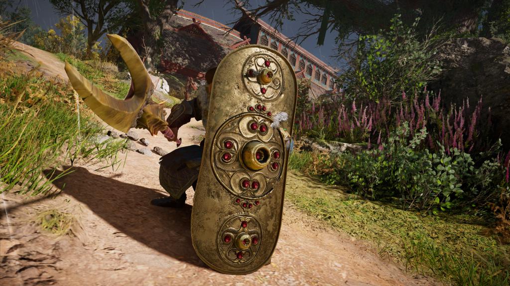 Assassin's creed valhalla, dlc, la colère des druides, emplacement des objets de Ui Neill, masque, artefact, localisation, soluce, guide, astuce, ubisoft, bouclier légendaire mythique, bouclier Cu Chulainn