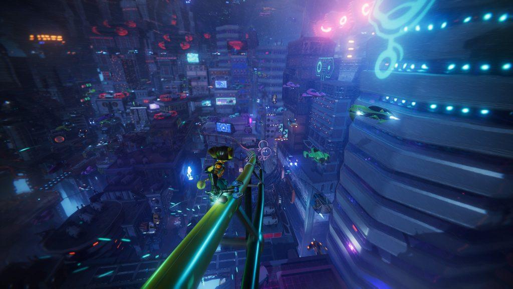 ratchet et clank test fr rift apart ps5 2021 insomniac games