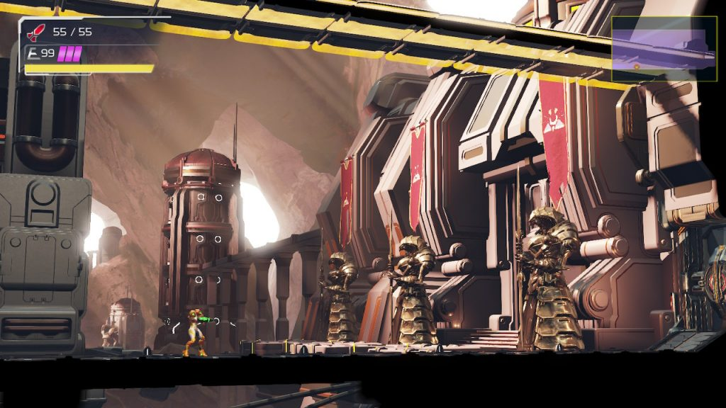 Metroid dread soluce guide soluce jumeau chozo escue