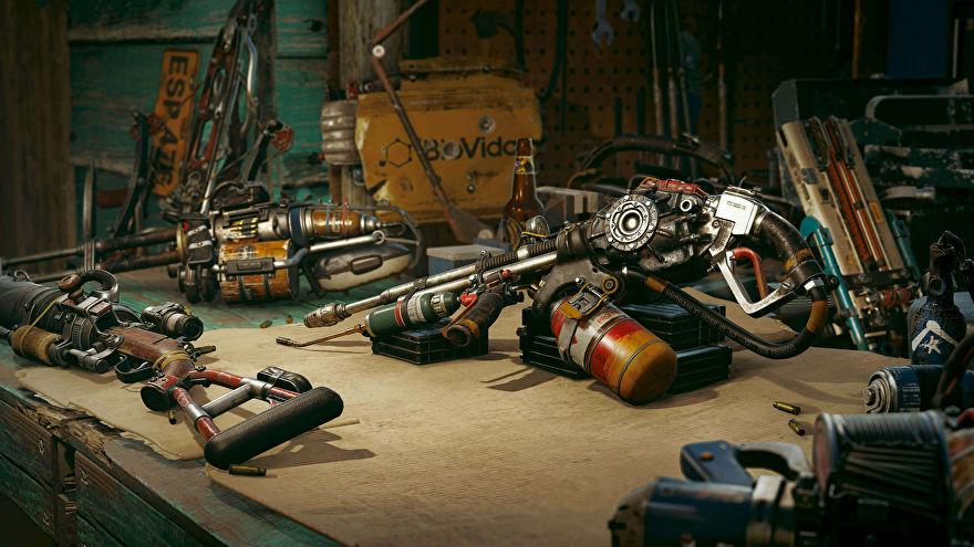 Soluce Far Cry 6 armes uniques, guide, astuce, pistolet, mitraillette, arme de poing, pc, ps5, xbox