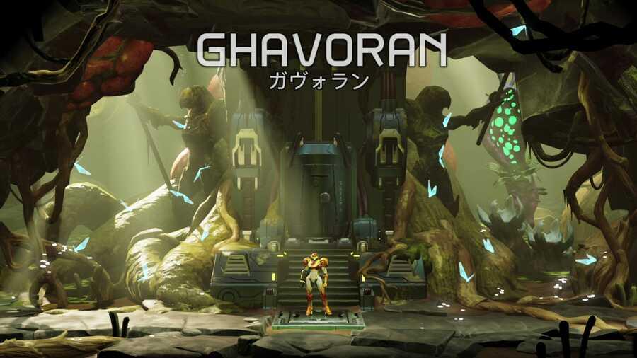 Metroid Dread 5 Soluce guide solution ghavoran boss technique porte pouvoi